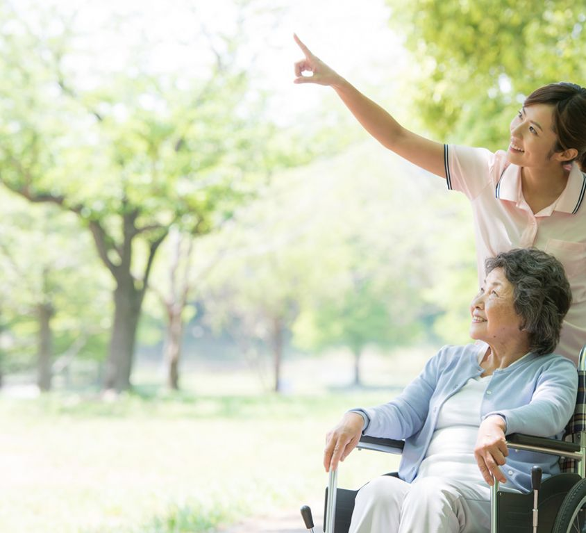 How to start as a caregiver for seniors